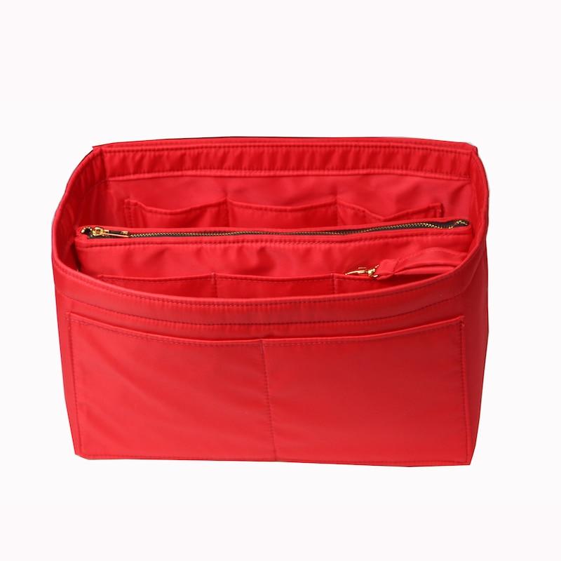 Waterproof Sturdy Bag Shaper Purse Organizer Brown For Speedy 30 35 40