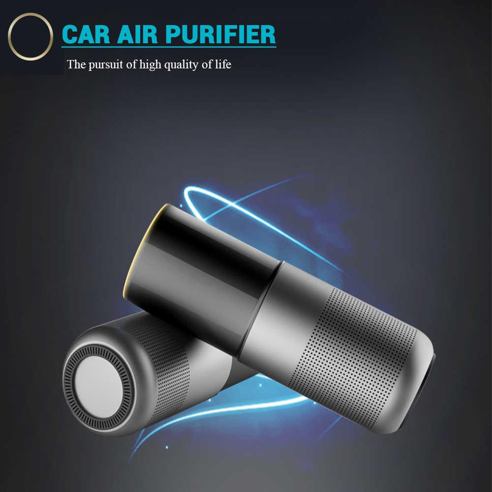 جيهول جديد USB مولد أوزون لتنقية الهواء للدخان/الغبار/الفورمالديهايد أجهزة تنقية الهواء المحمولة الصغيرة أفضل لمكتب المنزل سيارة