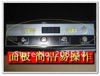 Купить с кэшбэком 220V Handheld electromagnetic induction sealer aluminum foil bottle sealing packing machine for oil barrels/honey/aluminium foil