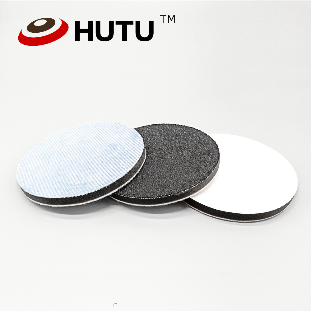 Car Orange-peel Removal Polishing Pad Denim Pads 2000 Grit Sanding Buffing Pad  6