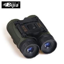 BIJIA 12×25 Mini Day Light Telescope Professional Binocular Outdoor Travel Folding Binoculars Living Waterproof