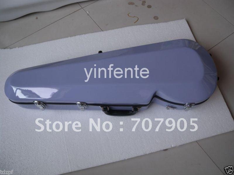 ФОТО 4/4 Full size  New Violin Case Glass Fiber Light Durable Black White Blue Red