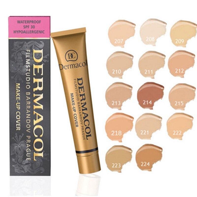 Makeup Primer Concealer Base Cream Professional Foundation Contour Waterproof Face Concealer