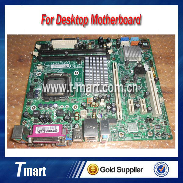 ФОТО 100% working LGA 775 Desktop motherboard for HP MS-7336 441388-001 965 System Board fully tested
