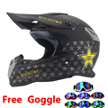motorcycle helmet cross helmet DOT approved every rider affordable helmet ATV Dirtbke The Cross Motorcross Helmets DOT