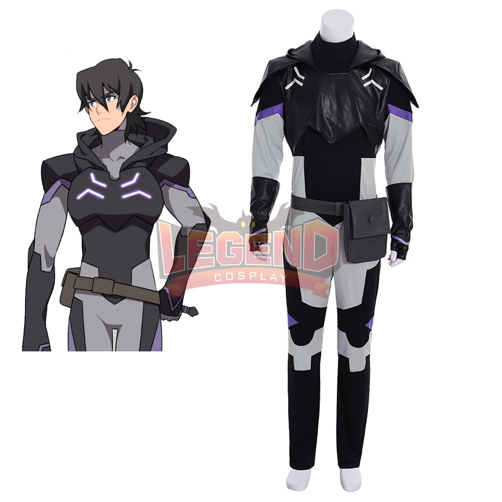 Cosplay legend Voltron:Legendary Defender Blade of Marmora Keith Kogane Cosplay Costume Suit All Size