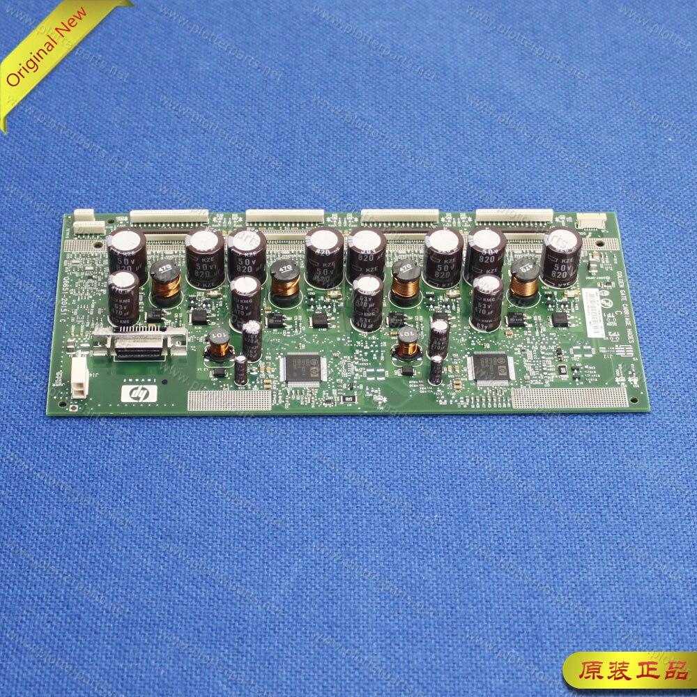 Q6651-60338 Carriage PC board HP DesignJet L25500 Z6100 Z6100PS Original Used original tnpa5082ap plasma tv z board