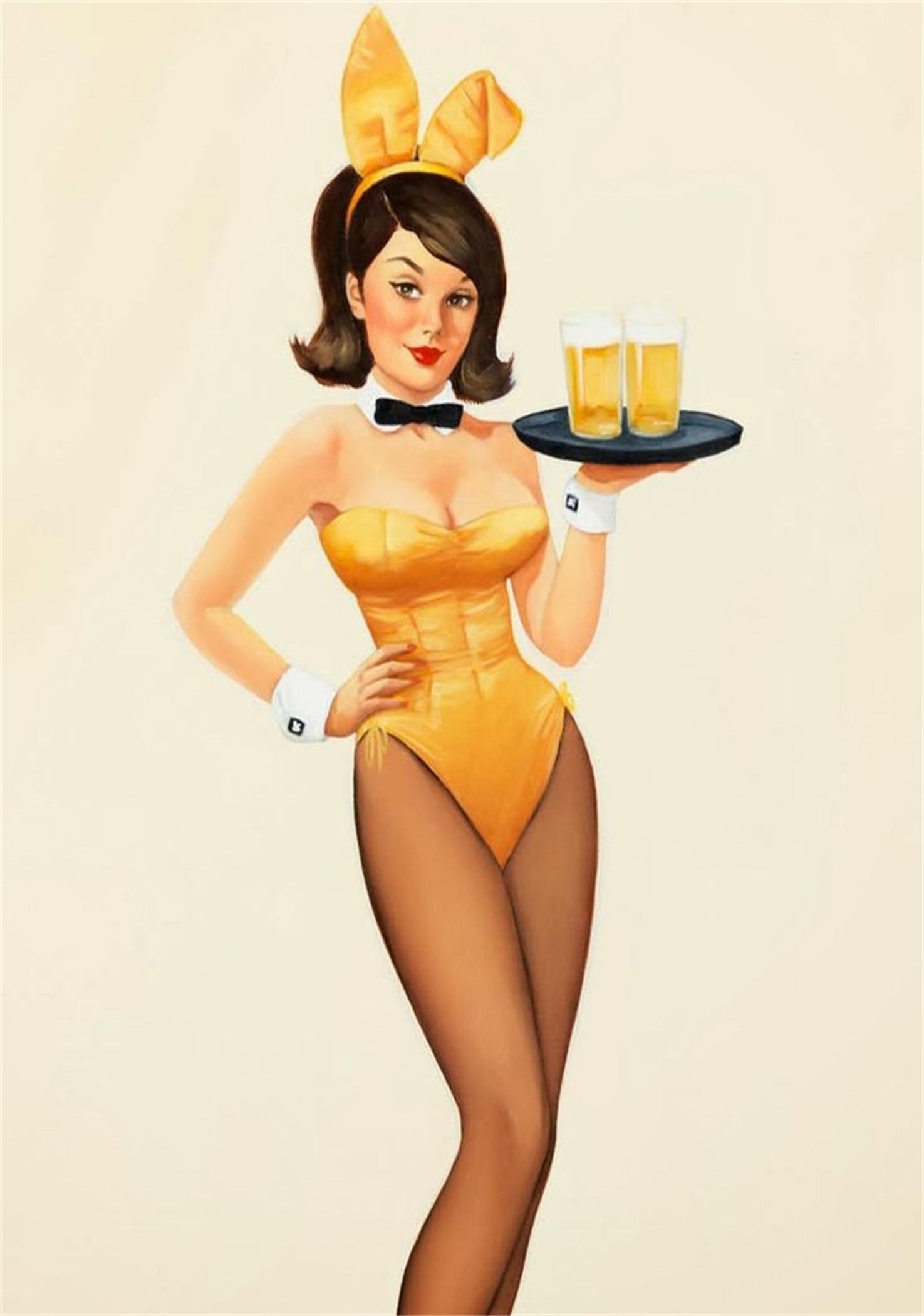 1950 classic big tits - 1 10