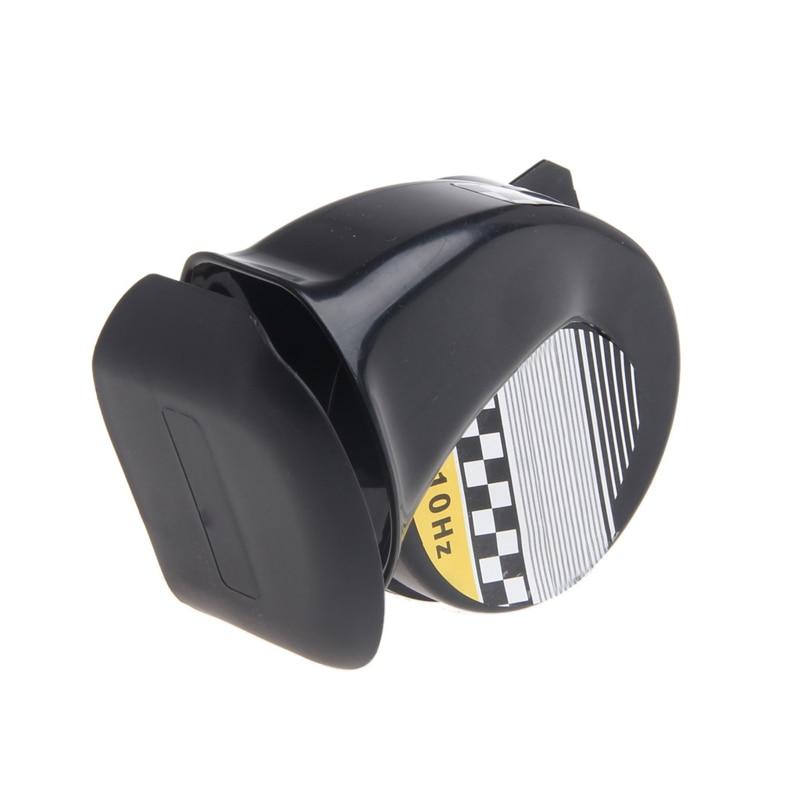 Sirena de cuerno de aire de Caracol fuerte impermeable Universal 130dB para camión de 12 V motocicleta #1 # kui