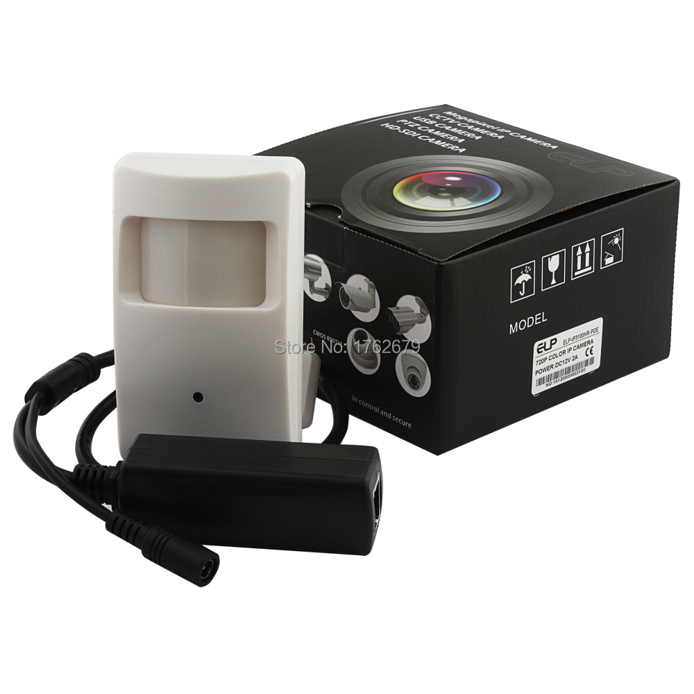 2.0 Megapixel 1920*1080 3.7mm lens cctv mini high resolution ip camera poe support android iphone mobile remote view