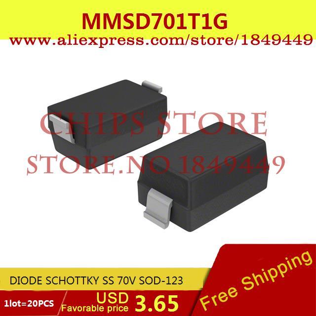 Цена MMSD701T1G