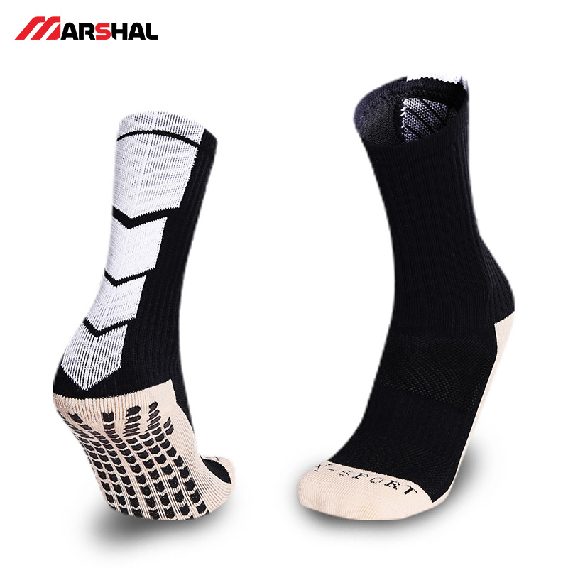Football Socks Adult Men Team Training Sports Breathable Soft Thicken Long Socks