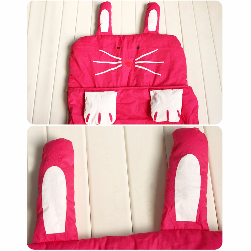 Baby Sleeping Bag Newborn Cotton Sleeping Bags Autumn Blanket Infant Coveralls New Cat Toddler Clothes Spring Anti Tipi Blankets (7)