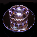 High Luminous Efficacy XED High-Power 3W Unified Crystal Hallway Light