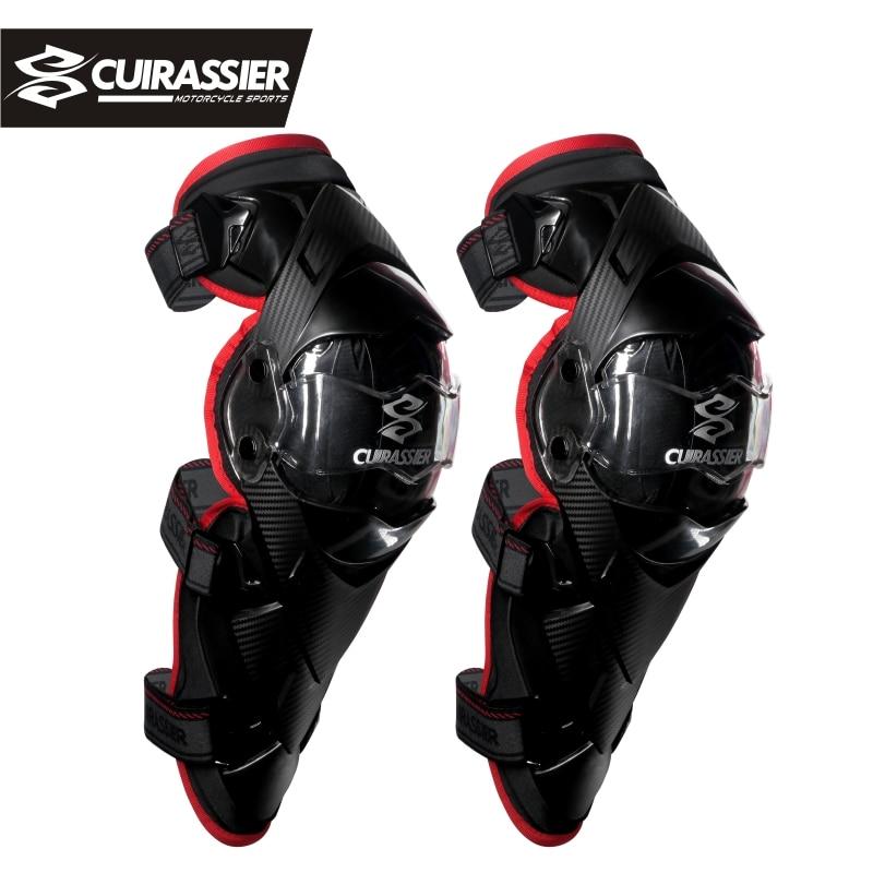 De protection Moto genouillères Cuirassier Genouillère Protecteur Protection Off Road MX Motocross Accolade Coude Gardes Racing Protéger