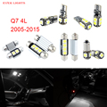 16pcs LED Canbus Interior Lights Kit Package For Audi Q7 4L (2005-2015)