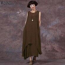 Dresses Linen S-5XL Size