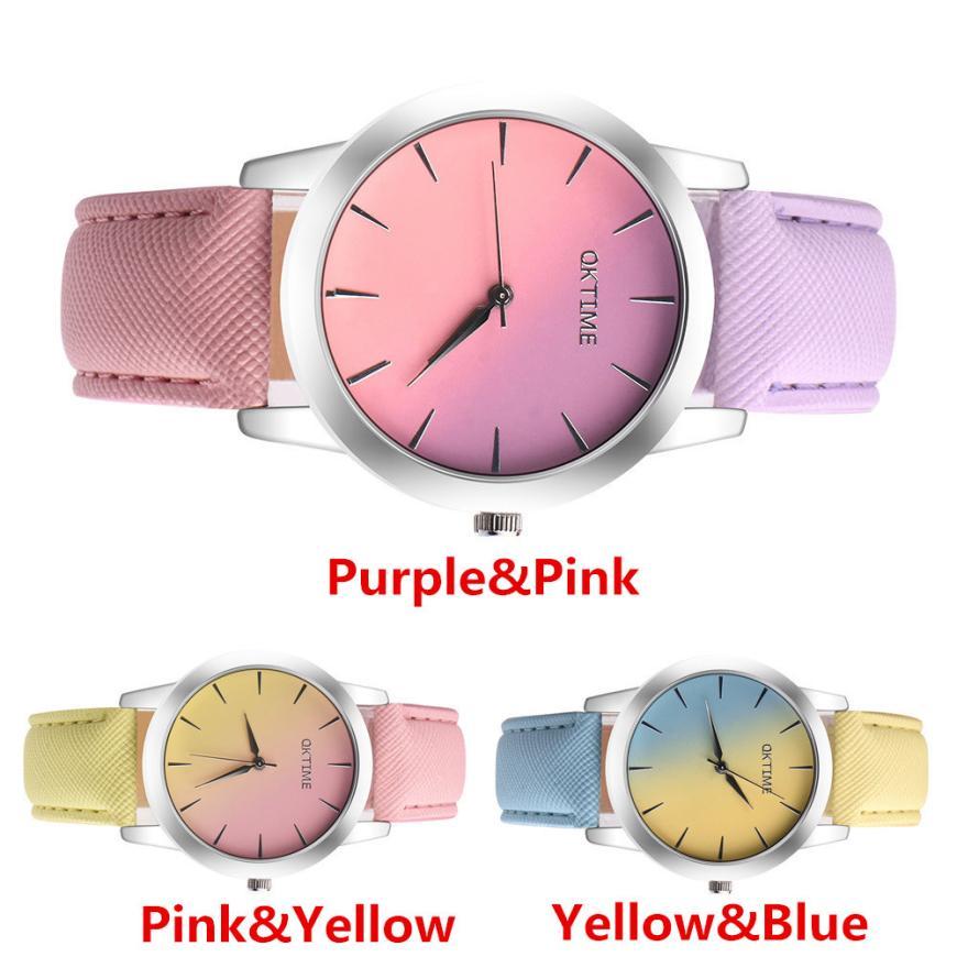 Den nye autentiske watch 2018 hot sale Populære Kvinders ureRetro - Dameure - Foto 5
