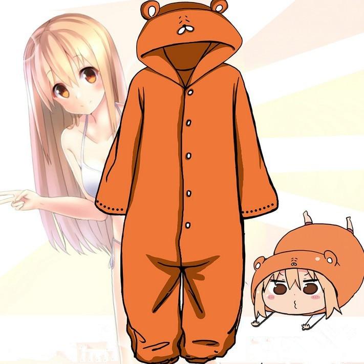 free shipping Himouto Umaru chan Umaru Doma Cosplay Costume