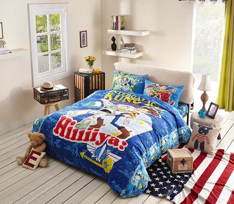 Popular Toy Story Bedding Full Size-Buy Cheap Toy Story ...