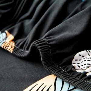 Image 5 - Parkshin נורדי נוצת אלסטי סטרץ ספה כיסוי הדוק לעטוף הכל כלול ספה מכסה חתך סלון ספה כיסוי