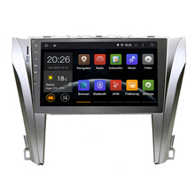 Super 10.1 inch Android 5.1.1 Car GPS for Toyota Camry 2015 2016 with quado core WIFI 3G auto radio No Disc
