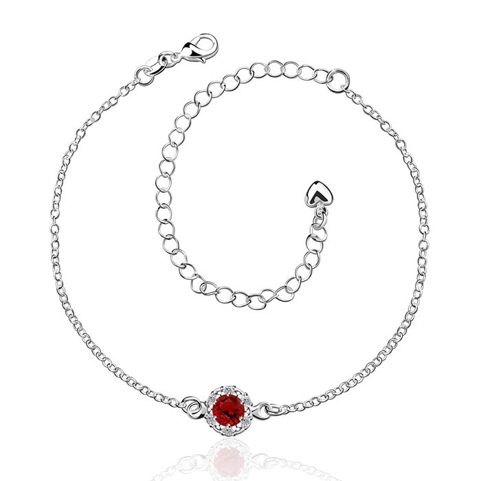 Anklets Anklet 925 Jewelry Jewelry Anklet For Women Jewelry A033-d /zotdnpuq Luxuriant In Design