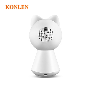 Image 3 - KONLEN WIFI Cloud IP Camera 1080P 720P HD Auto Tracking Wireless Home CCTV Security Nanny Baby Cam Pan Tilt Infrared P2P SD Card