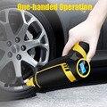 Цифровой беспроводной умный перезаряжаемый автомобильный воздушный насос портативный ручной автомобильный насос для накачивания шин Эле...