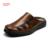 DINÁMICO Y de Nueva Llegada de Los Hombres de Moda Sandalias de Verano Transpirables hombres zapatos Cut-Out Zapatos de Playa Al Aire Libre Ocasional Sólido envío gratis