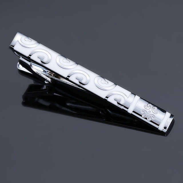 DY new high-quality enamel men's wedding tie clip high-end brand luxury design 3