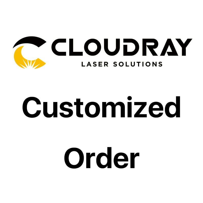 Индивидуальный заказ для объектива II-VI от Cloudray Laser
