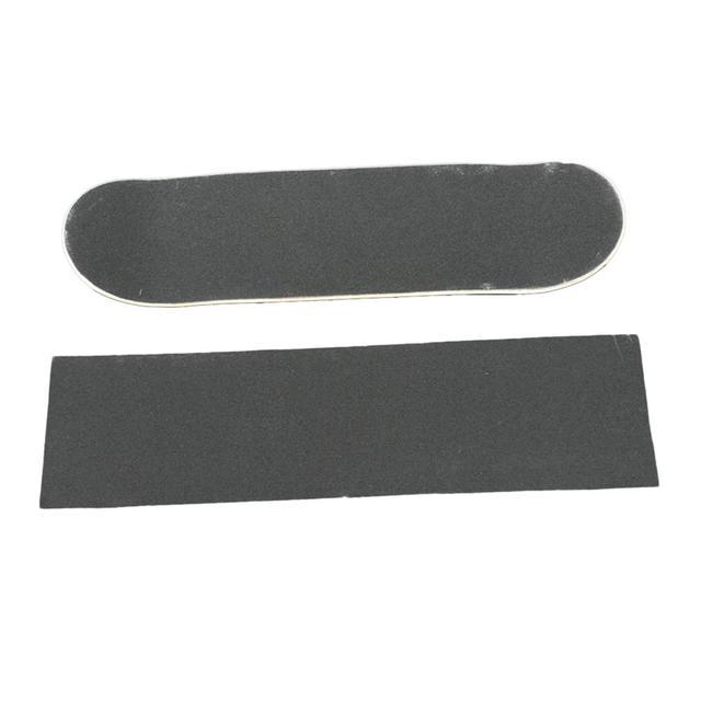 84*23cm Wear-Resistant Thickening Skateboard 4 Wheel Sandpaper Griptape Large Deck Sandpaper Griptape For Skateboarding 5