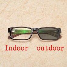 3849ba7c0a195 Óculos óculos de Sol De Transição Photochromic Multifocal progressiva Óculos  De Leitura Homens Pontos para o Leitor Perto Distan.