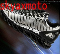 Skyaxmoto Men S Shoes Autumn And Winter Shoes Warrior Blade Men S Casual Breathable Korean Printing
