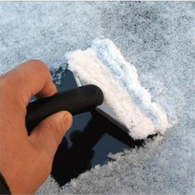 US $1 89 5% OFF|18*11CM car styling snow scraper ice scrapers for Jaguar XF  XJ XJS XK S TYPE X TYPE XJ8 XJL XJ6 XKR XK8 XJS X320 X308-in Ice Scraper