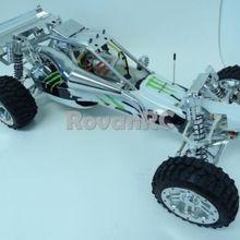 Rovan полный алюминий 30,5 cc Газ питание Багги 305B HPI Baja 5B совместимый