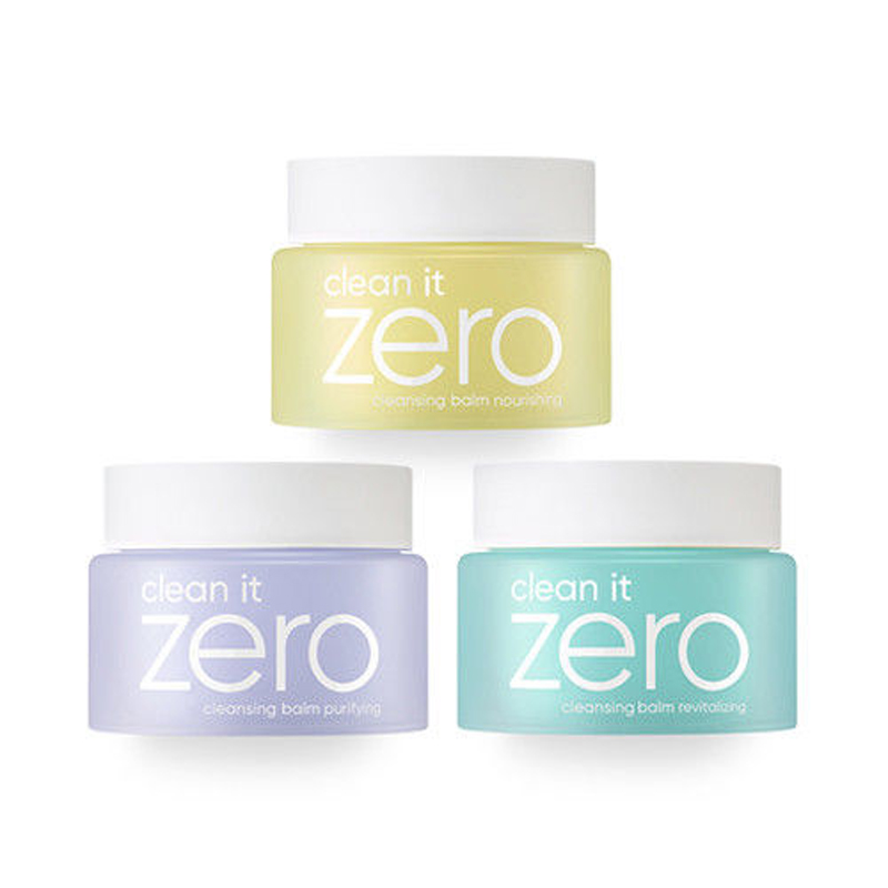 Banila Co. Clean It Zero Cleansing Balm 100ml Cleansing Balm Makeup Remover Deep Clean Eyes Lips Face All in one Cleansing