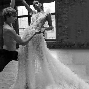 Женское платье-макси, черное/белое, длинное, вечернее, с прозрачной сеткой