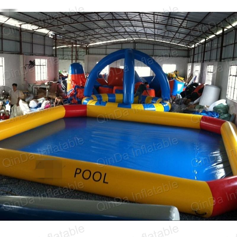 inflatable pool(18)