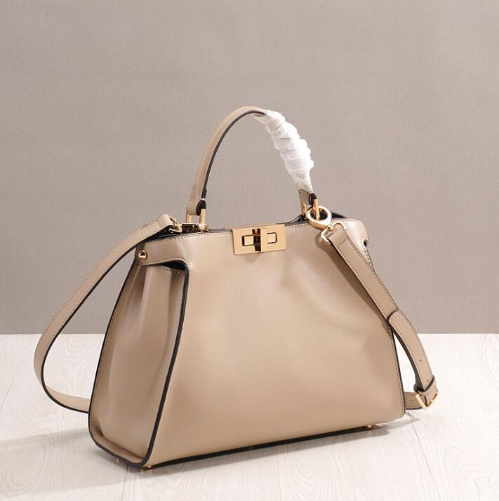 À Q0223 Small big Black Brown big Apricot Vache Black Femmes Sac Split Sacs De Apricot big En big Femme Pour La Mode Dames Cuir Main Classique Postier Wine small TqatgxB