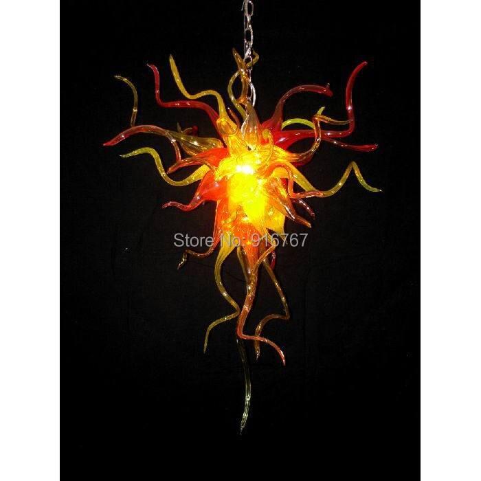 Livraison gratuite prix compétitif Mini lampe en verre soufflé