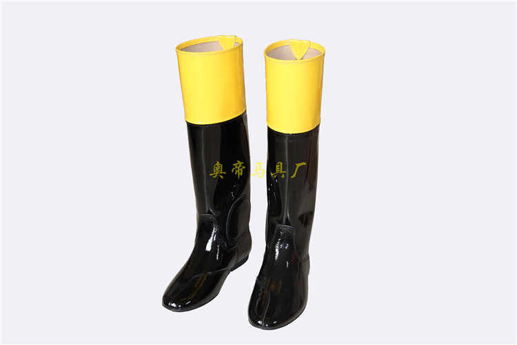 Aoud Saddley Horse Riding Boots Patent Leather Dressage Boots Equestrian Boots High Quality Back Zipper Shoes Unisex