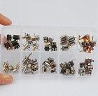 <+>  1 коробка 50 шт. 4 провода 2-фазный микро шаговый двигатель миниатюрный шаговый двигатель ассорти из ①