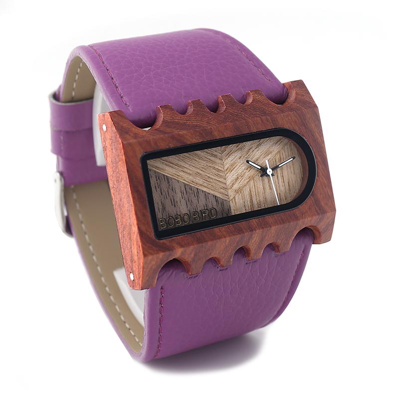 Fish bone case watch N22 Cb3