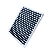BOGUANG Brand 10W solar panel 18v system kit PV module Polycrystalline silicon cell charge for light 12v battery