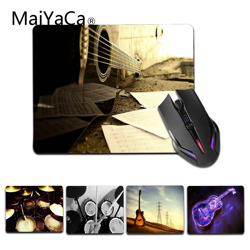 MaiYaCa 2018 New Instrument Computer Gaming Mouse mats Size for 180x220x2mm and 250x290x2mm Small Mousemat