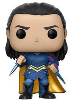 Thor Ragnarok 242 Character 10cm Loki Action Figure Toys