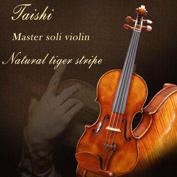 Violín de concierto de Taishi, 30-y Abeto velho, copia del modelo de...