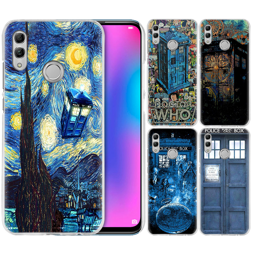 Iyicao Tardis Box Doctor Who Soft Silicone Phone Case For Huawei Nova 3i 3 2i Tpu Cases For Huawei Mate 20 10 Pro Lite Cover Fitted Cases